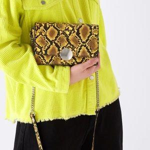 Zara Animal Print Crossbody. Bag